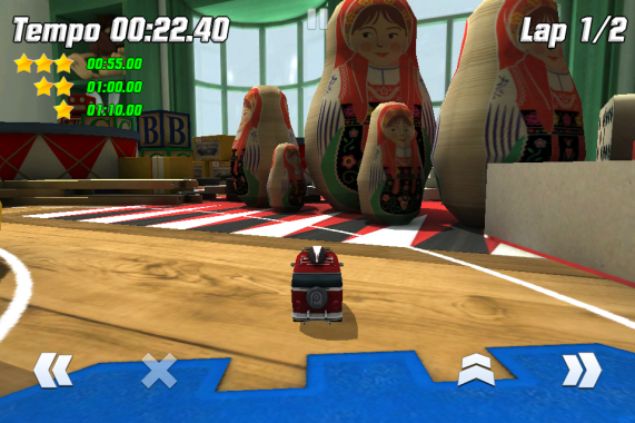 Table Top Racing - Recensione